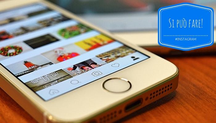 Pubblicare foto su Instagram da pc? Si può fare