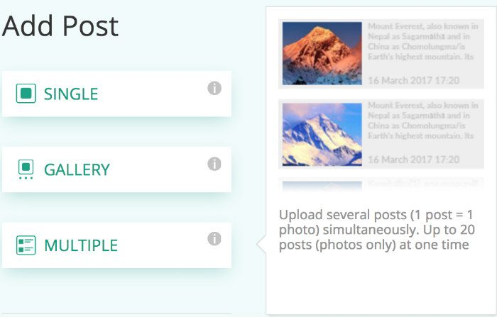 onlypult add post multiple