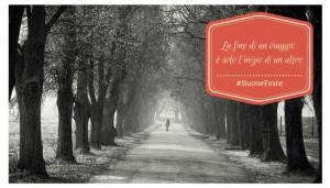 Read more about the article Buone Feste, e che il viaggio continui!