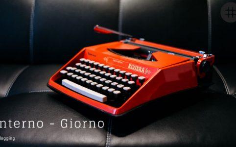 Dal cinema al blogging- la scrittura in cinque fasi