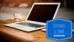 Read more about the article Essential Tools: 4 risorse per la diffusione dei tuoi contenuti