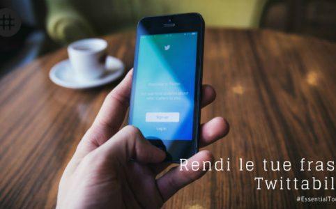 Click To Tweet - come utilizzarlo e perché