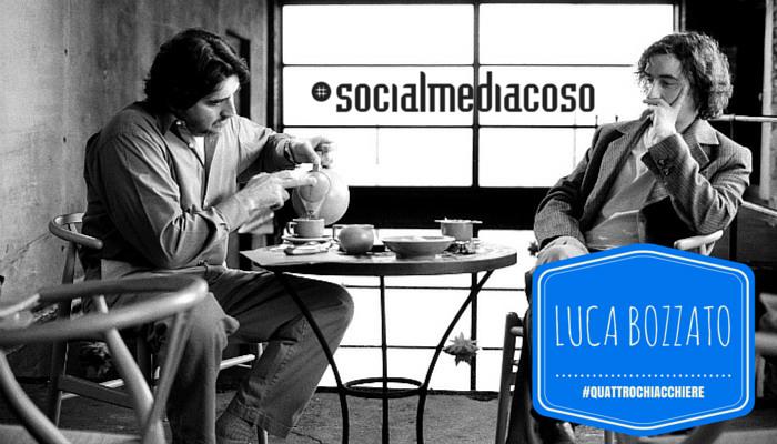 Quattro chiacchiere con Luca Bozzato su LinkedIn