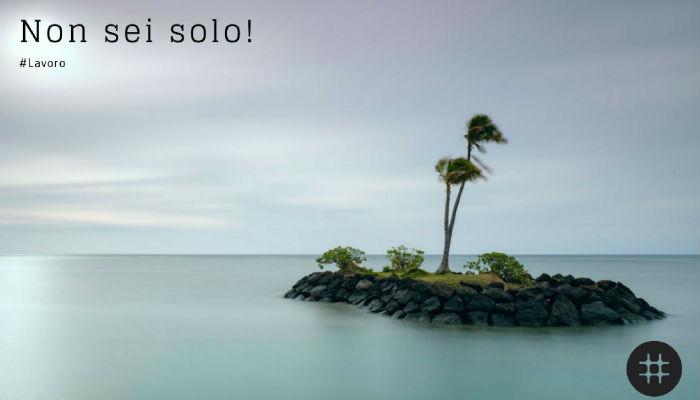 Read more about the article Nessun freelance è un'isola. Nemmeno tu!