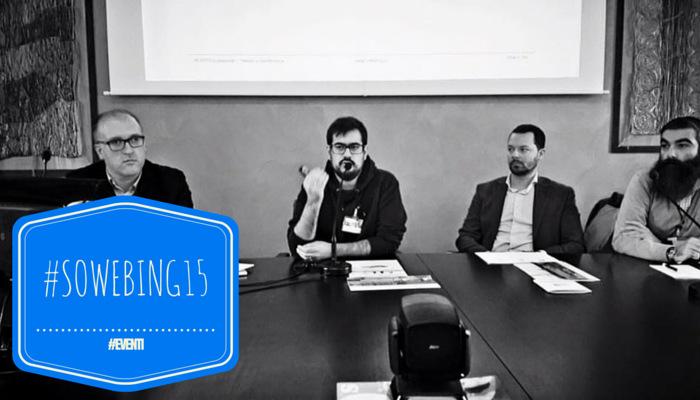 #Sowebing15. Content Marketing: il contenuto utile per il tuo sito