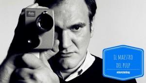 Read more about the article A scuola di storytelling da Quentin Tarantino