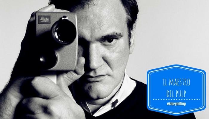 A scuola di storytelling da Quentin Tarantino