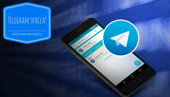 Telegram for business. Perché usarlo nella tua azienda
