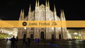 Read more about the article Joomla Festival 2016: tra content marketing e blogging aziendale