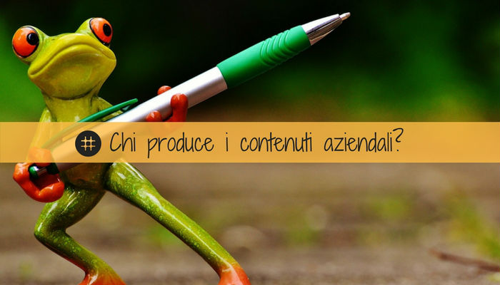 content marketing contenuti aziendali