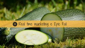 Read more about the article Il Real Time Marketing E La Parabola Dell'Ortolano