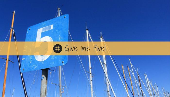 Read more about the article 5 Cose Da Fare Quando Gestisci Un Blog Aziendale