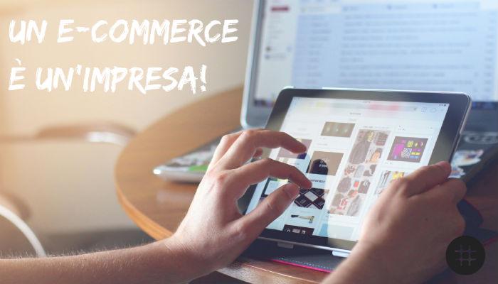 Fare e-commerce non vuol dire mettere un sito online
