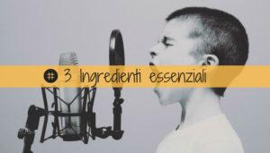 Read more about the article 3 ingredienti essenziali per una comunicazione efficace