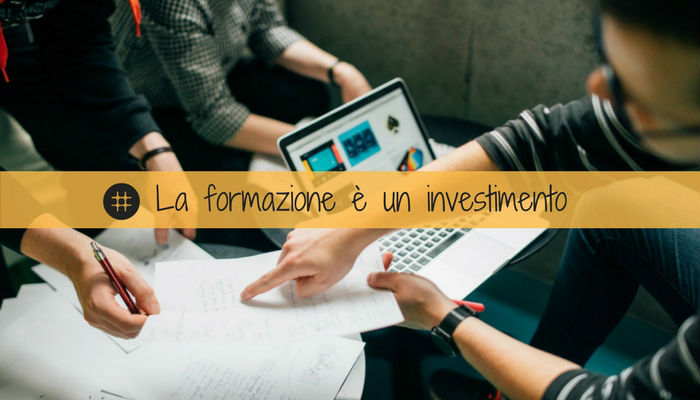Read more about the article Lavoro, formazione e crescita personale: un legame indissolubile