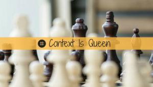 Read more about the article Context Is Queen: il contesto è più importante del contenuto