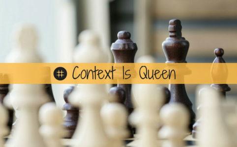 Context Is Queen: il contesto è più importante del contenuto