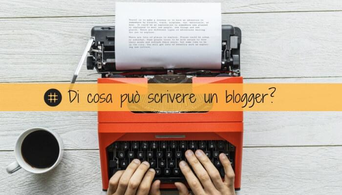 blogger conoscenza