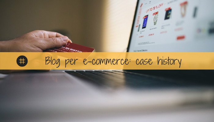 blog per e-commerce