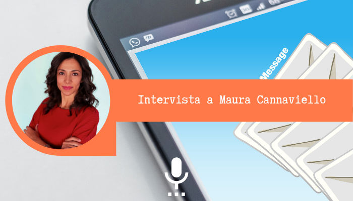 intervista maura cannaviello