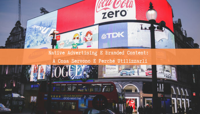 Native Advertising E Branded Content